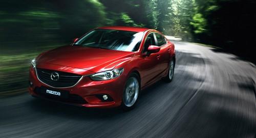 Thông số kỹ thuật và giá của xe Mazda 6 nhập khẩu