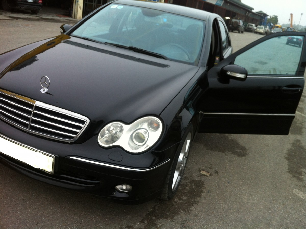 Mercedes benz c class 2007 c280 for Mercedes benz 2007 c280