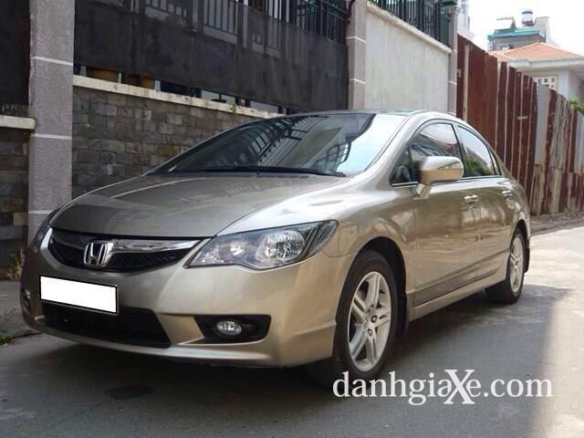 Honda Civic 2010 2.0AT