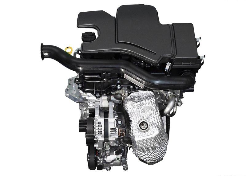 động cơ Toyota Yaris 2015