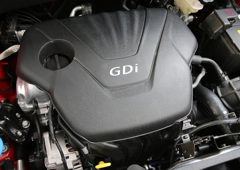Động cơ xăng GDI của KIA Soul 2015