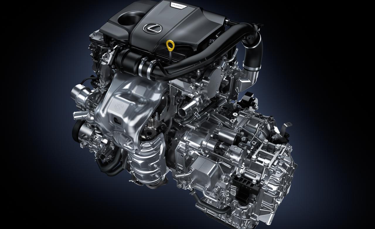 động cơ turbo
