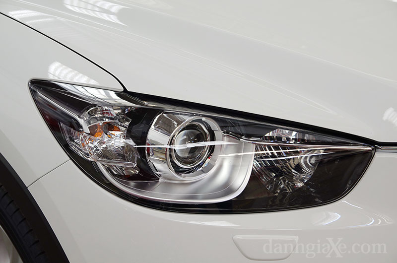 đầu xe Mazda CX-5