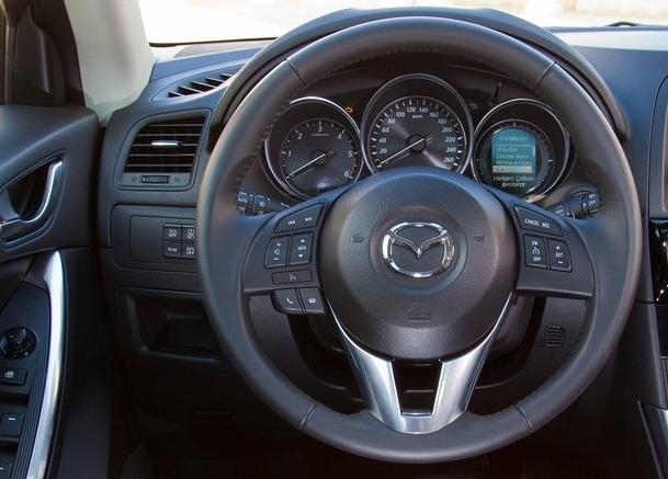Vô-lăng Mazda CX-5