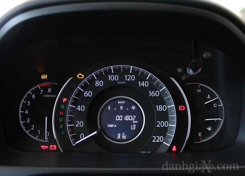 Bảng đồng hồ Honda CR-V