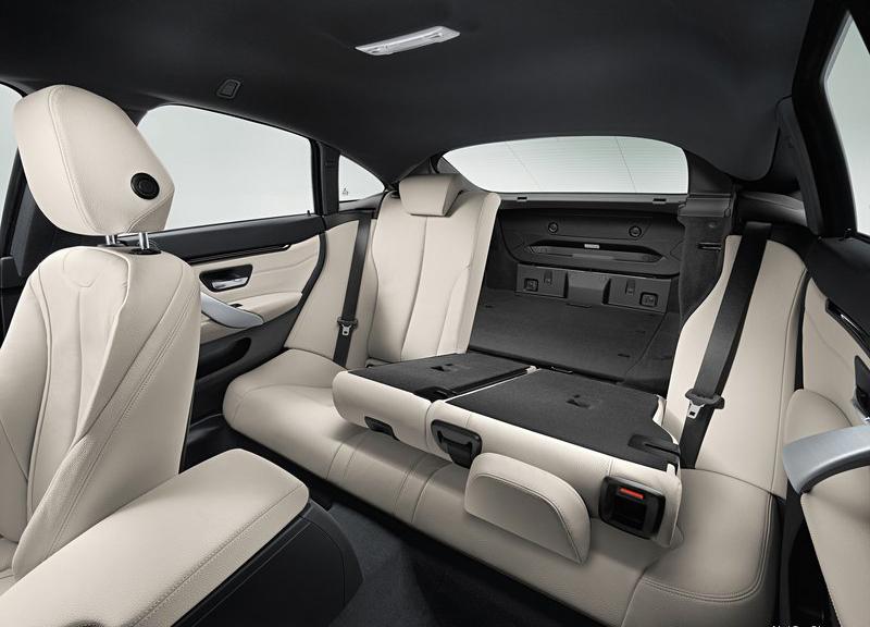 Nội thất BMW 4-Series Gran Coupe 2015