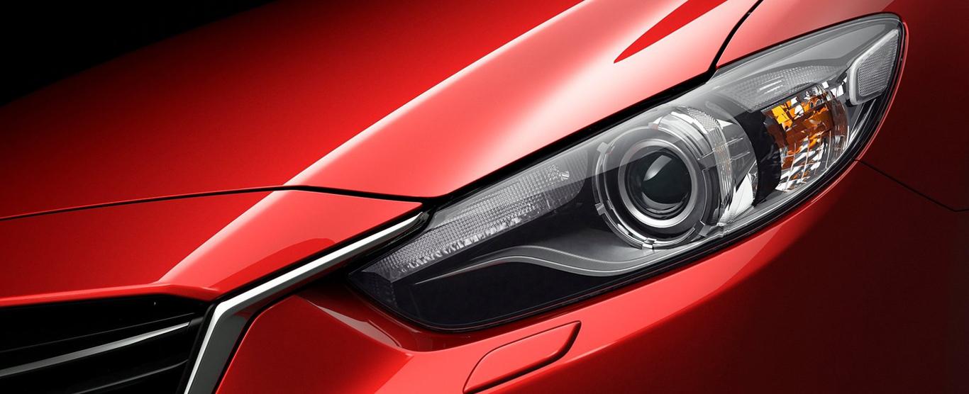 Hệ thống đèn ban ngày DRL của Mazda 6