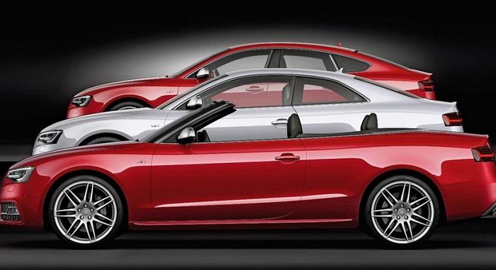Audi A5 Coupe dự kiến sẽ ra mắt vào năm 2016 3