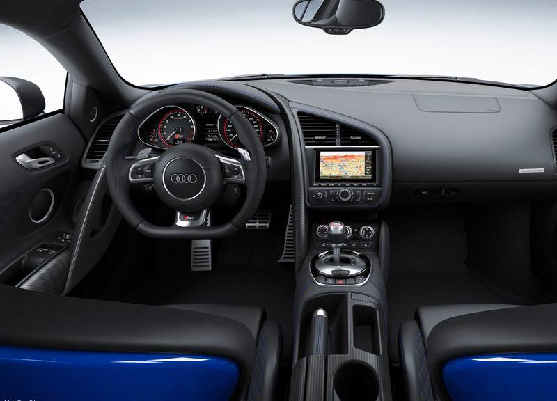 Nội thất Audi R8 2015
