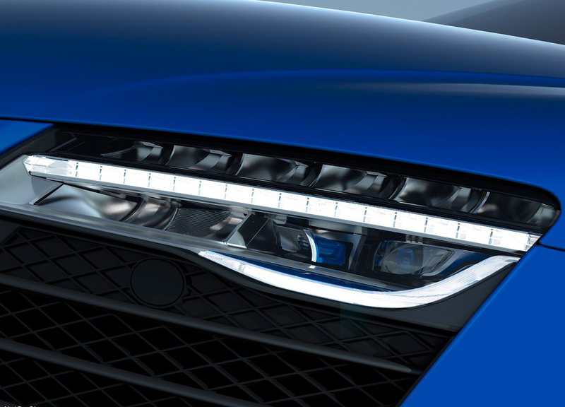 Đèn Audi R8 2015