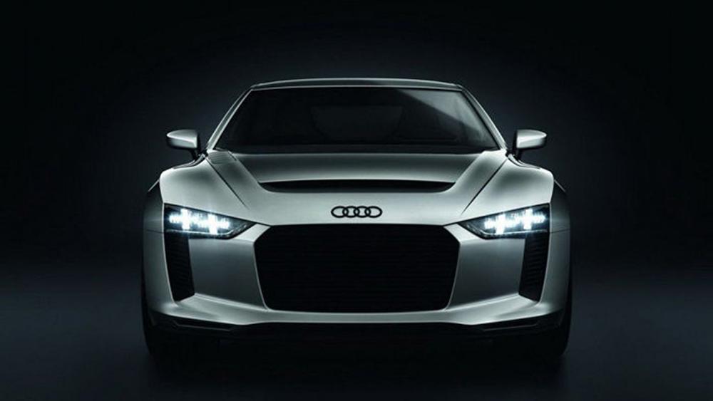 Audi A5 Coupe dự kiến sẽ ra mắt vào năm 2016 2