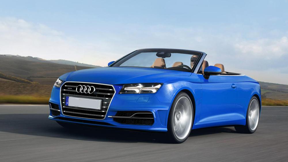 Audi A5 Coupe dự kiến sẽ ra mắt vào năm 2016 5