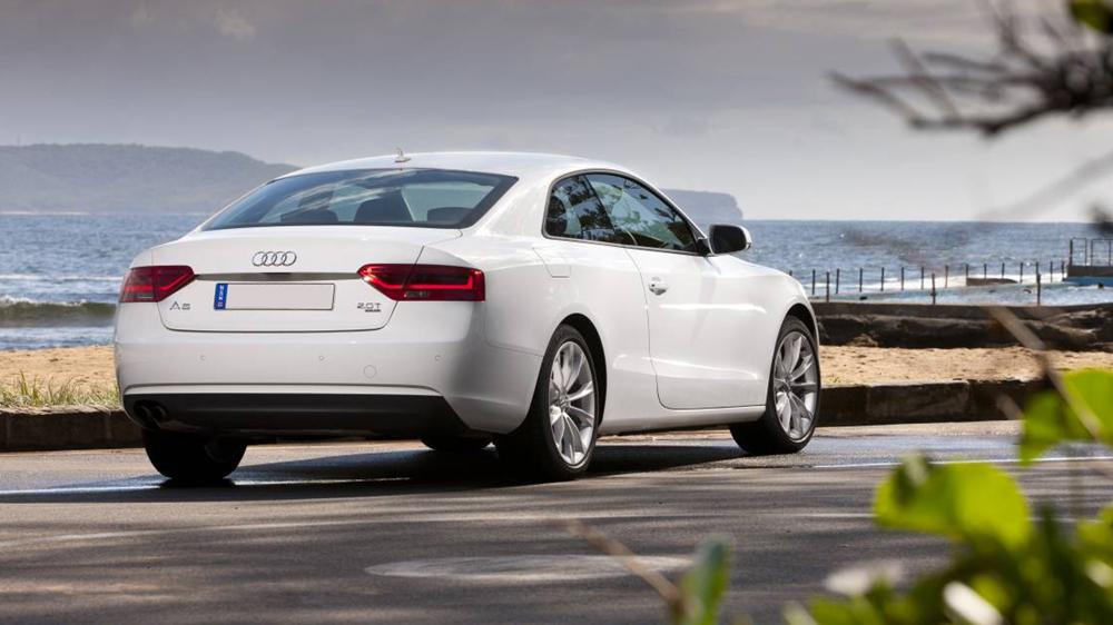 Audi A5 Coupe dự kiến sẽ ra mắt vào năm 2016 7