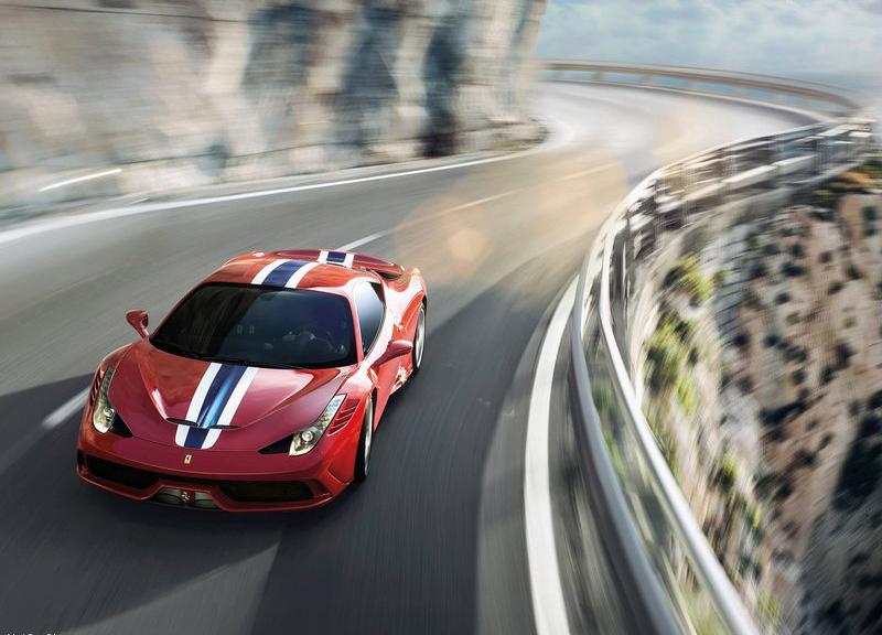 Ferrari 458 Speciale Spider