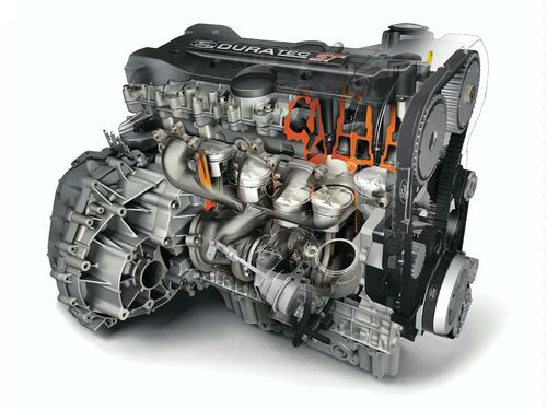 động cơ Ford Focus ST 2015