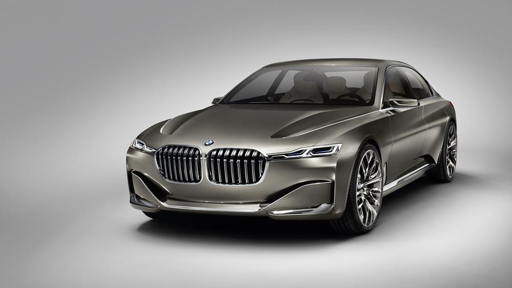 """BMW Vision Future Luxury """"hút hồn"""" tín đồ xe thể thao"""