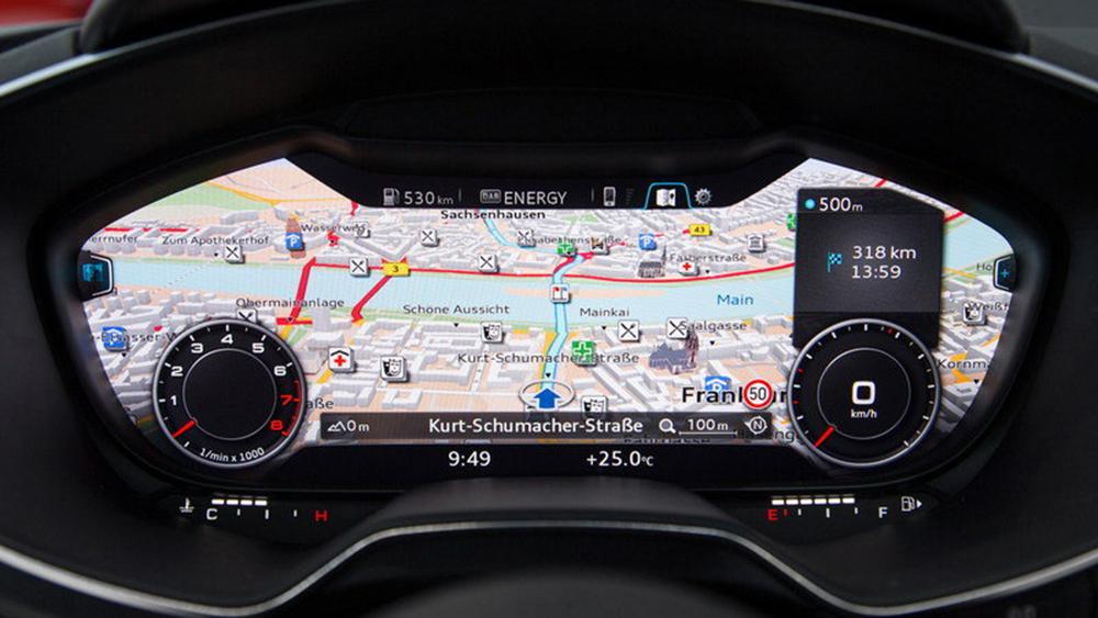 Hệ thống buồng lái ảo-virtual cockpit