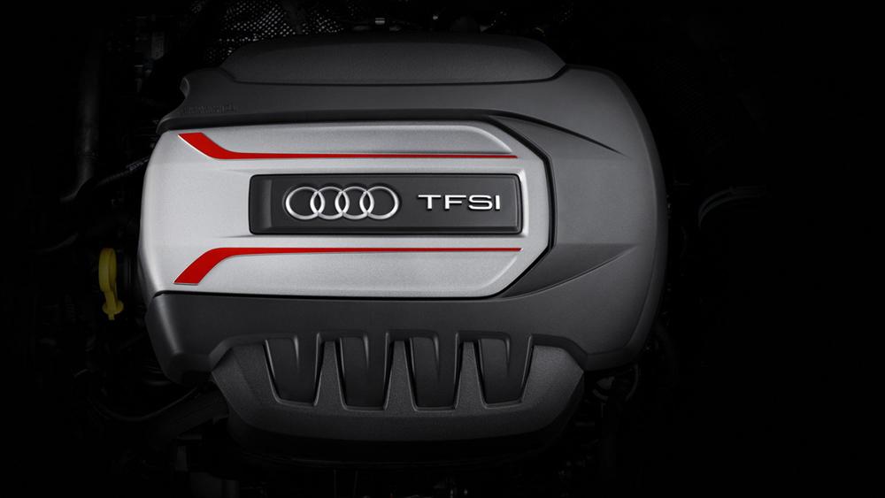 Động cơ xăng tăng áp Audi 2.0 TFSI