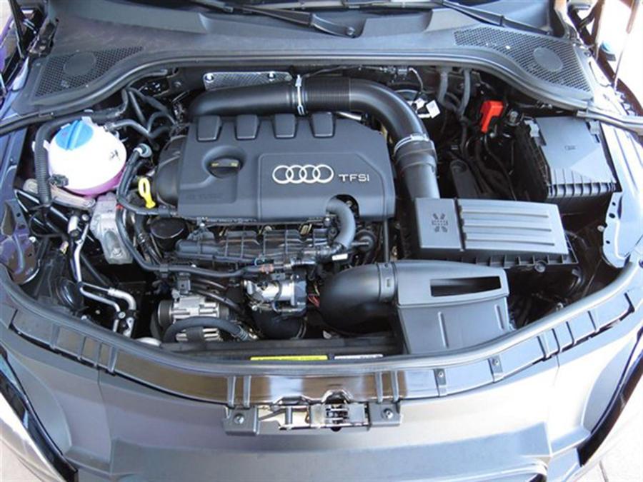 Động cơ xăng tăng áp Audi 2.0 TFSI trên Audi TT