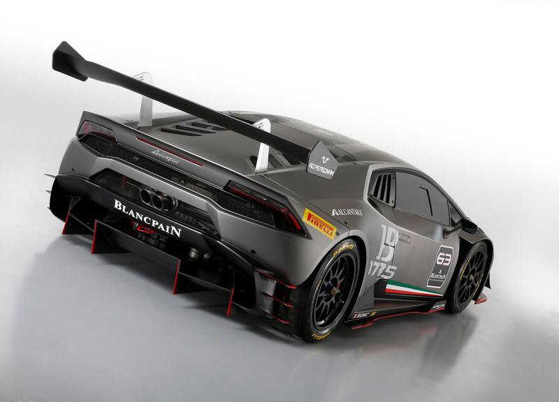 Lamborghini Huracan 2015 LP620-2 Super Trofeo