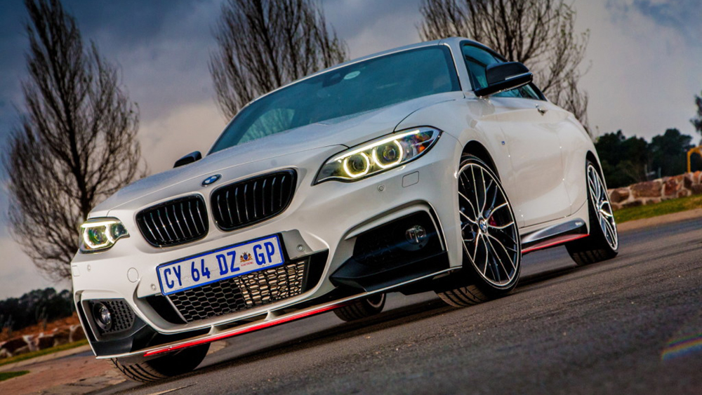 Dòng Coupe thể thao cao cấp BMW M 2-Series