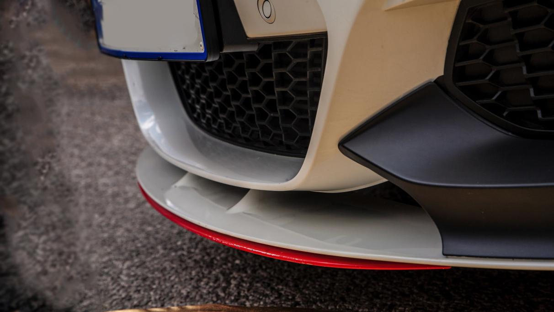 Lưới tản nhiệt quả thận đặc trưng của BMW