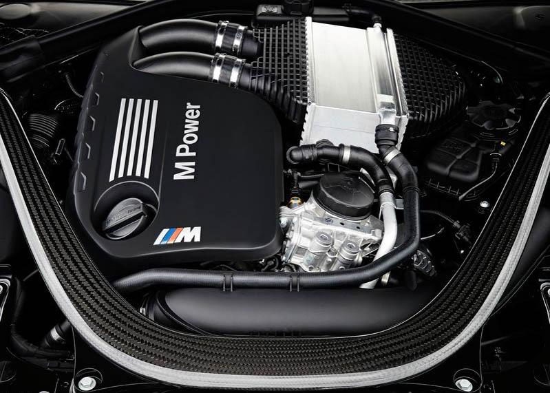 Động cơ BMW M4 Convertible 2015