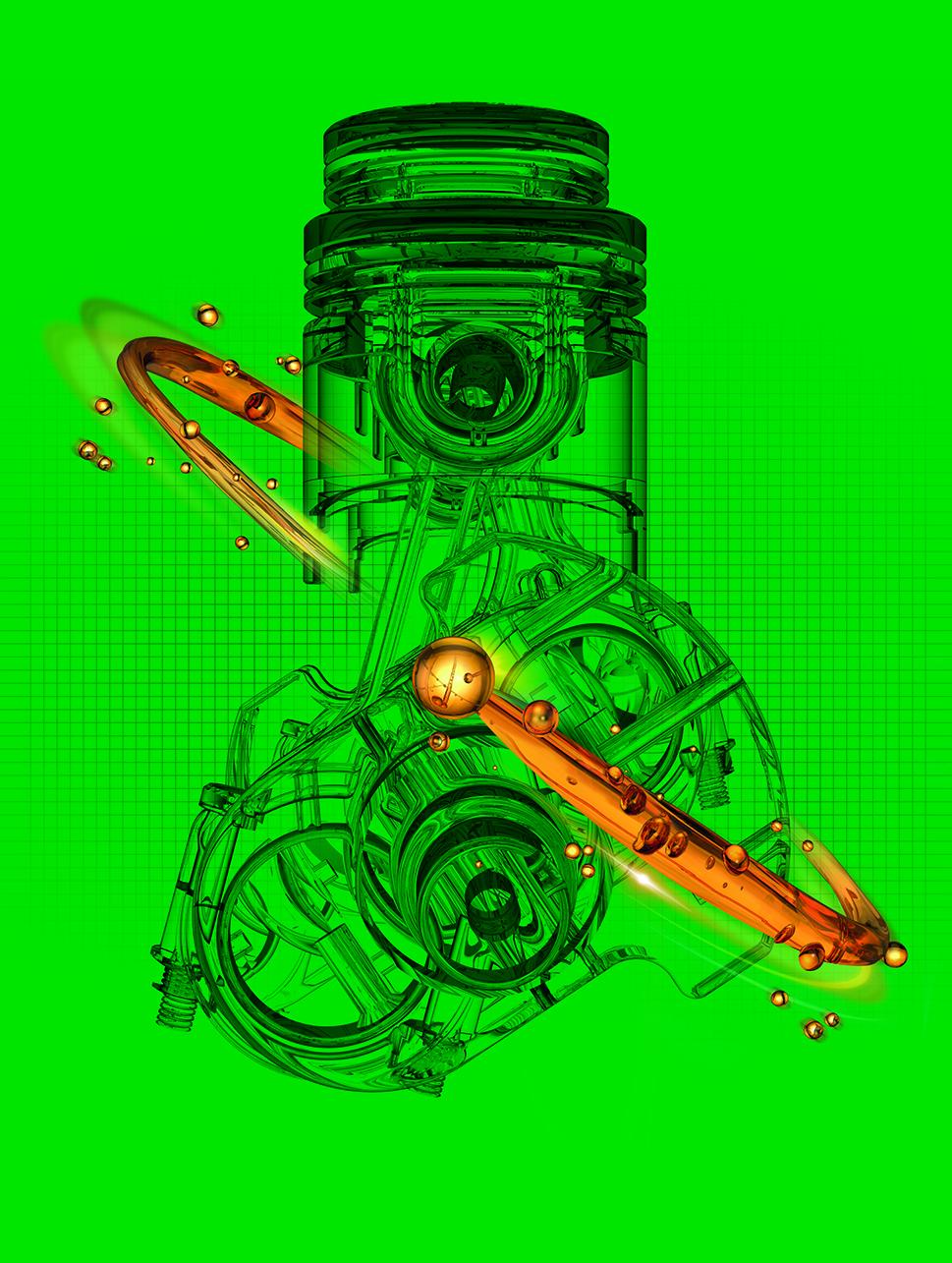 dầu nhớt ô tô - công dụng