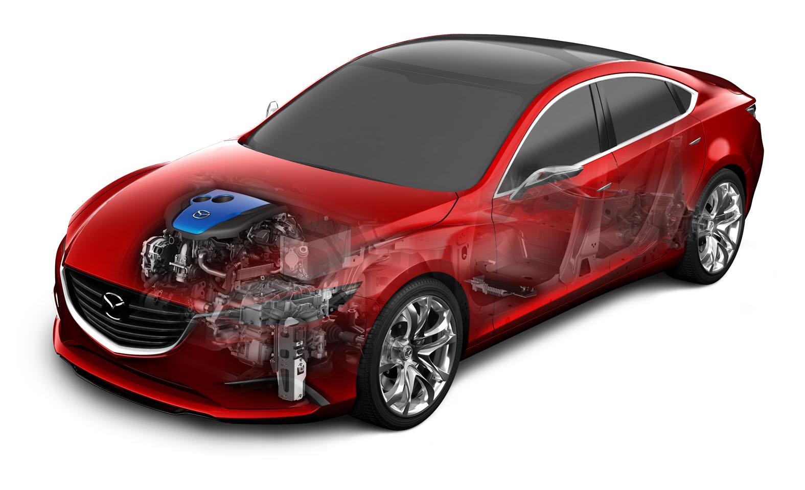 Nguồn điện và động cơ là trái tim của xe hơi