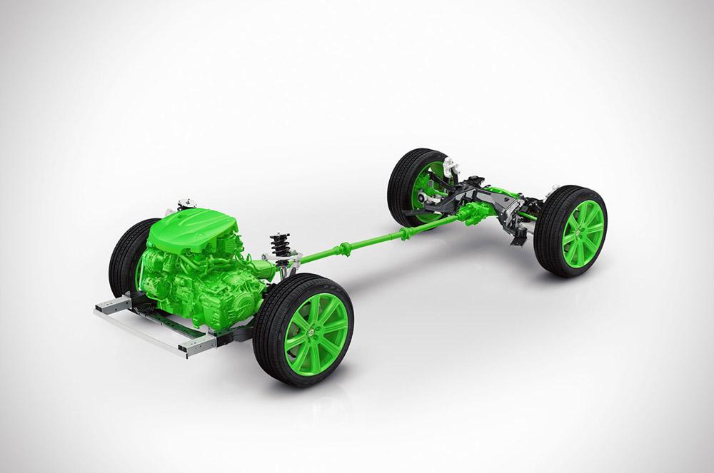 Loại động cơ này là nền tảng để Volvo phát triển hệ thống động cơ hybrid tiên tiến trong tương lai