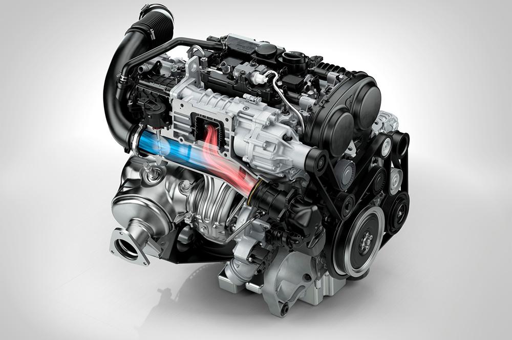 Động cơ tăng áp 3 xy-lanh mới được phát triển dựa trên công nghệ VEA