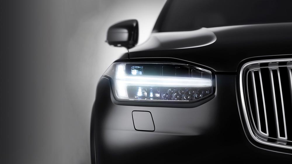 Hệ thống đèn LED tinh tế, kết hợp đèn chạy ban ngày