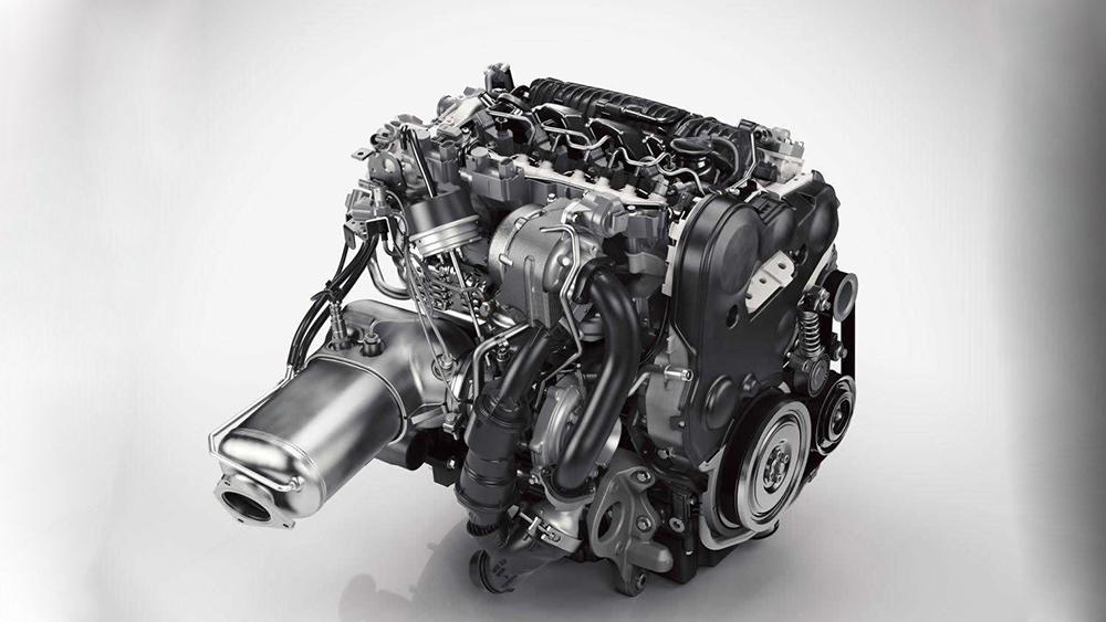 Công nghệ động cơ mới sử dụng trên Volvo XC90