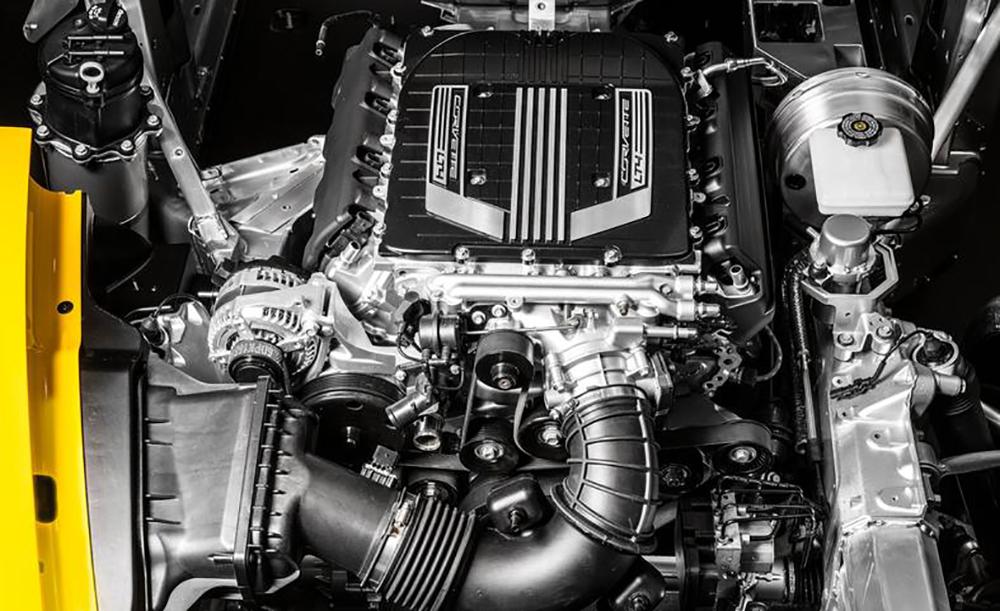 Loại động cơ này đưa Z06 vào danh sách những siêu xe có công suất hơn 650 mã lực