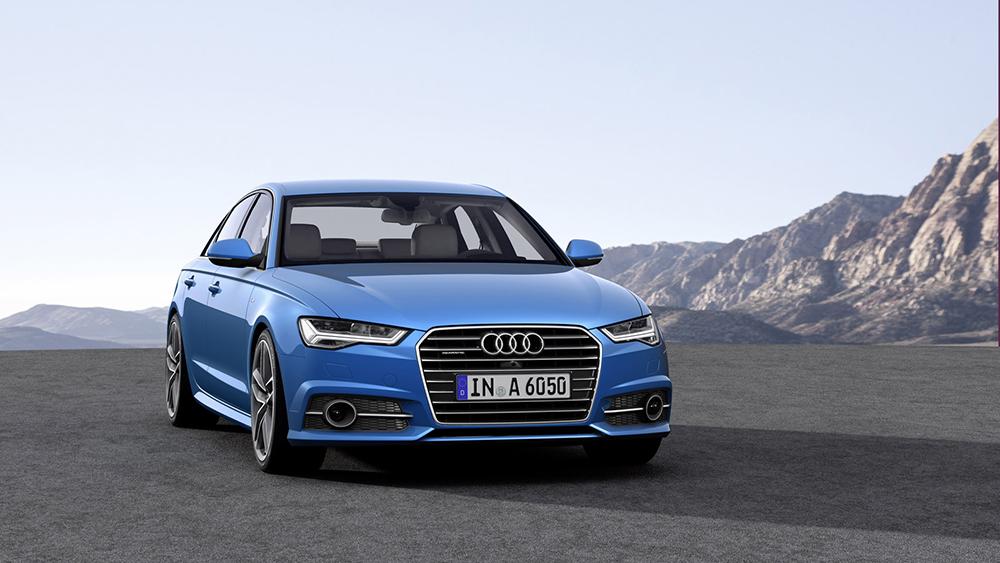 A6 2016 sẽ ra mắt với hai phiên bản động cơ xăng TFSI và một phiên bản động cơ Diesel TDI cải tiến