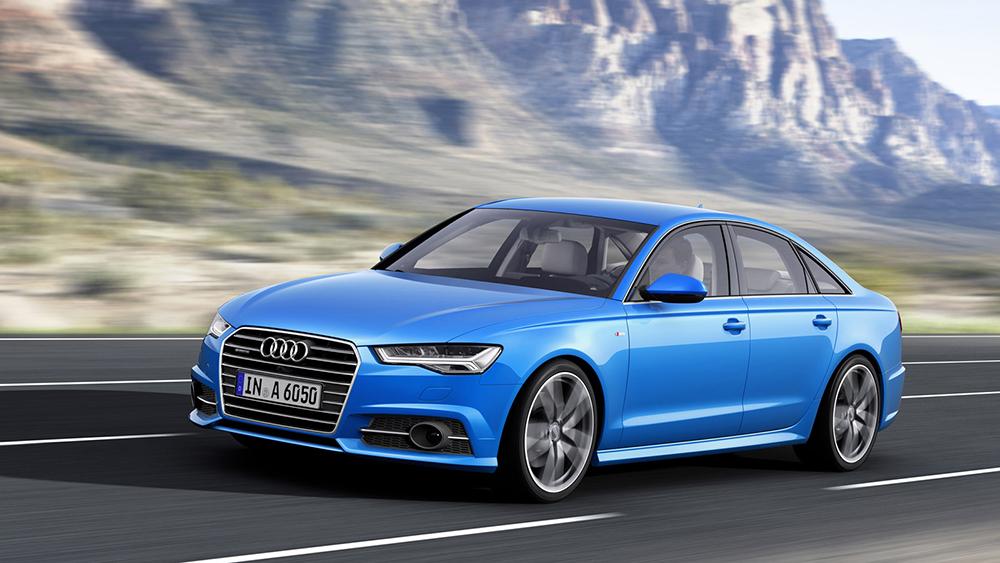Audi A6 2016 với những thay đổi tinh tế