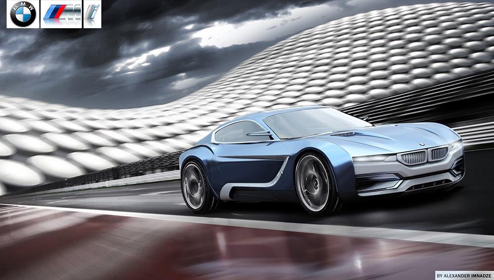 BMW và Toyota cùng tham gia dự án xe thể thao Z4