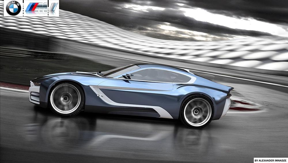 Z4 được BMW thiết kế và chế tạo phần nội, ngoại thất bằng sợi Carbon cường lực