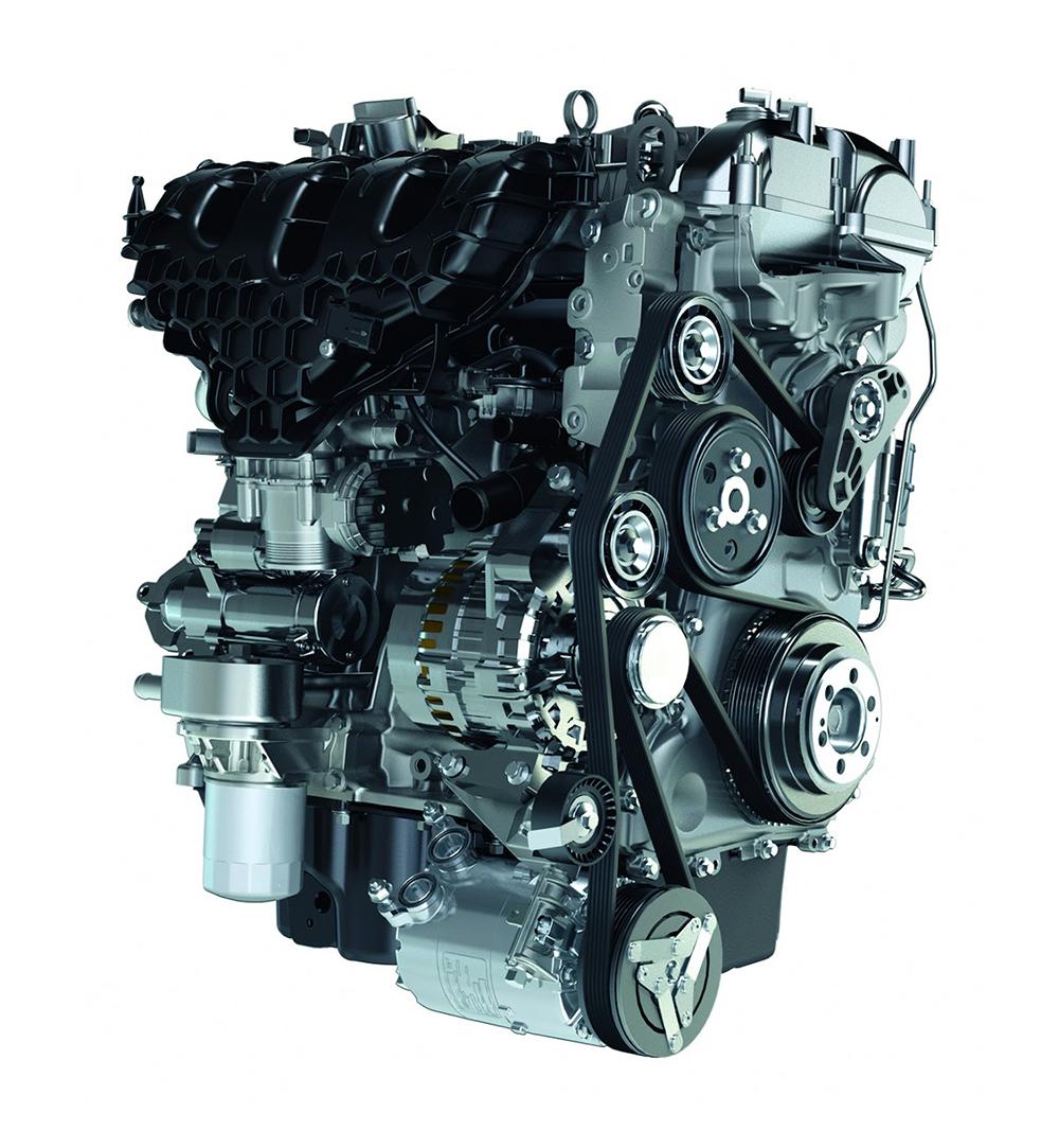 Discovery Sport 2015 có hai phiên bản động cơ xăng và diesel