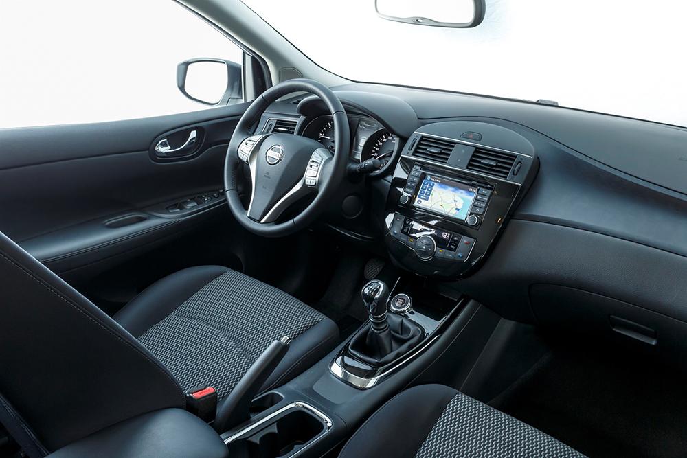 Nissan Pulsar được trang bị nhiều hệ thống hỗ trợ và thiết bị an toàn