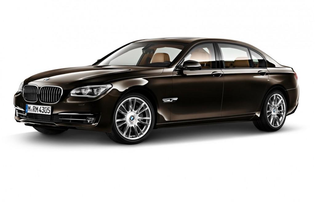BMW ra mắt phiên bản 7-Series Individual Final Edition để đánh dấu sự kết thúc của mẫu Sedan hiện tại