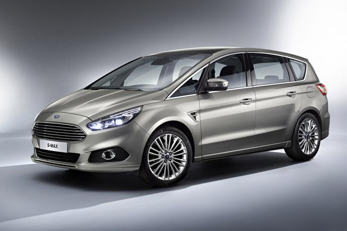 Ford vừa công bố hình ảnh và thông tin của thế hệ S-MAX mới