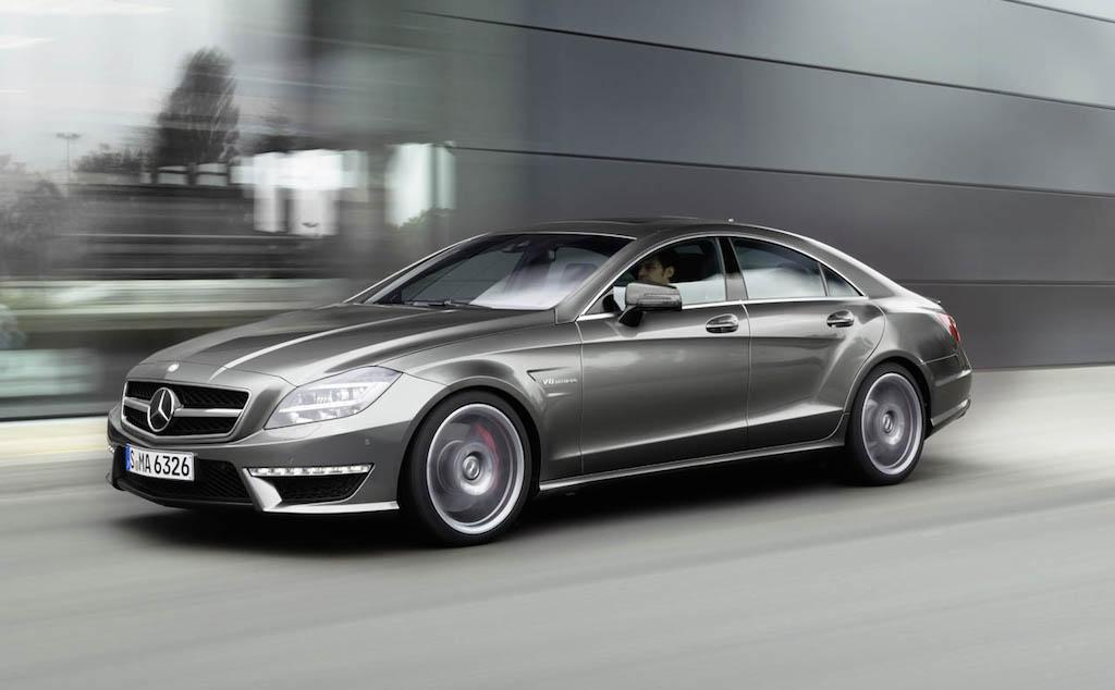 Phân biệt công suất và mô-men xoắn đông cơ  - Mercedes-Benz CLS63 AMG