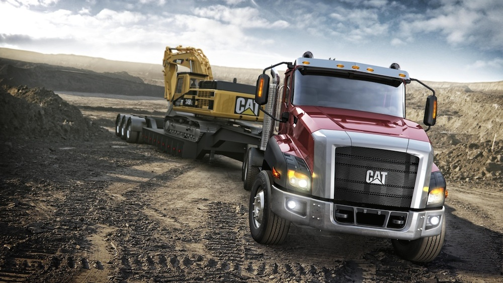 Phân biệt công suất và mô-men xoắn đông cơ - xe ben Cater Pillar