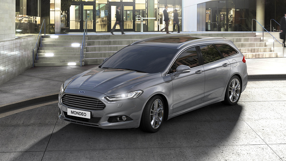 Ford Mondeo Station Wagon 2015