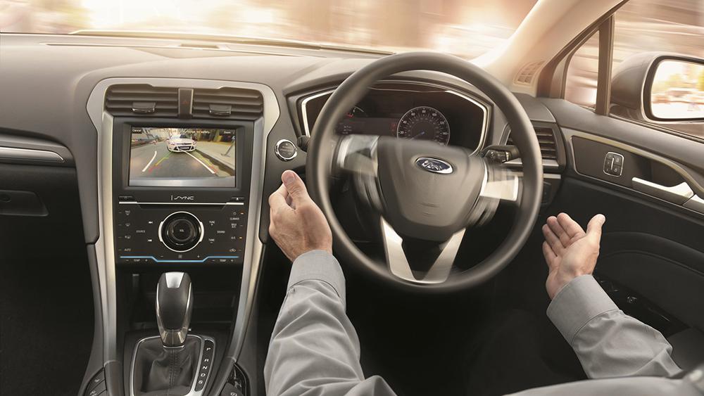 Ford Mondeo thế hệ mới trang bị nhiều hệ thống an toàn tiên tiến