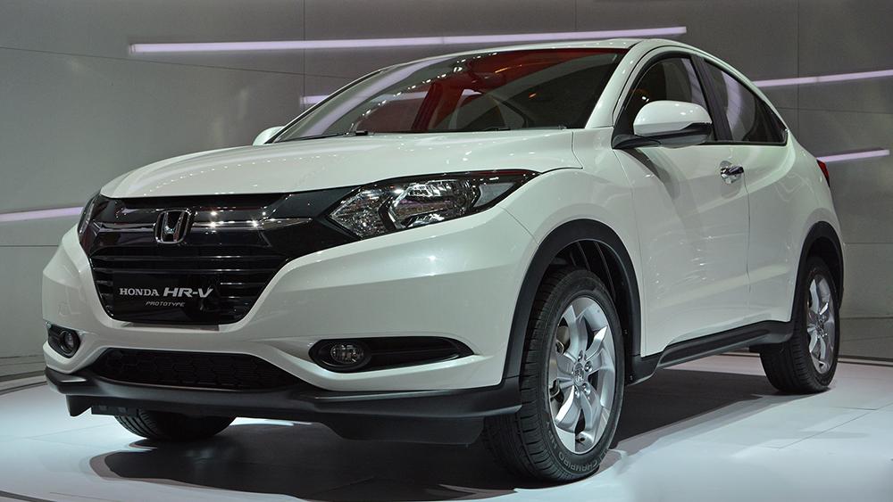 Honda HR-V 1.5 A sử dụng đèn pha Halogen
