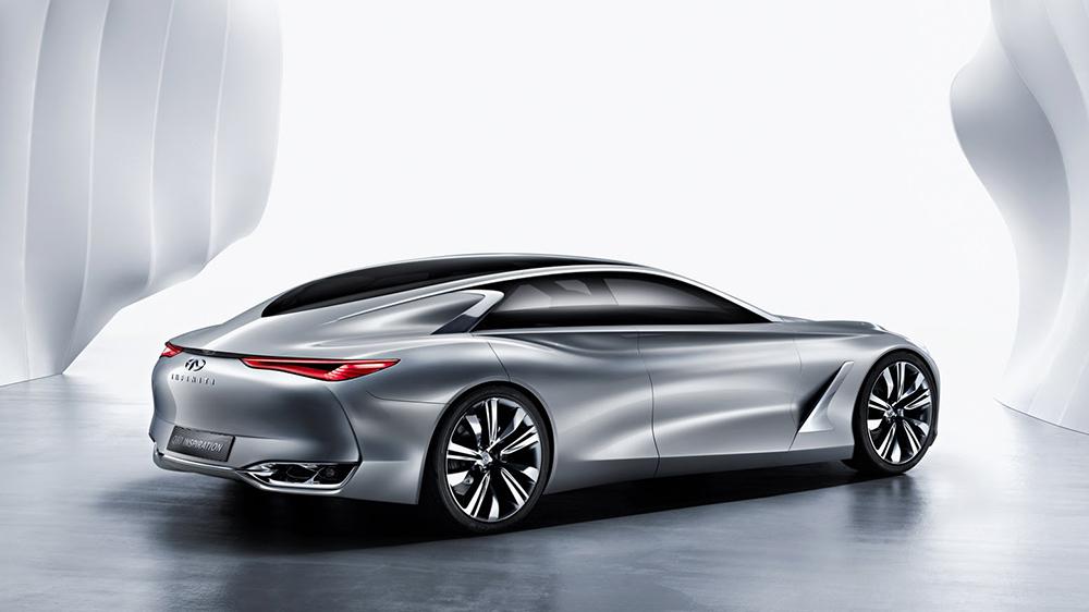 Q80 Inspiration Concept sẽ tham dự triển lãm xe hơi Paris 2014 diễn ra vào tháng sau