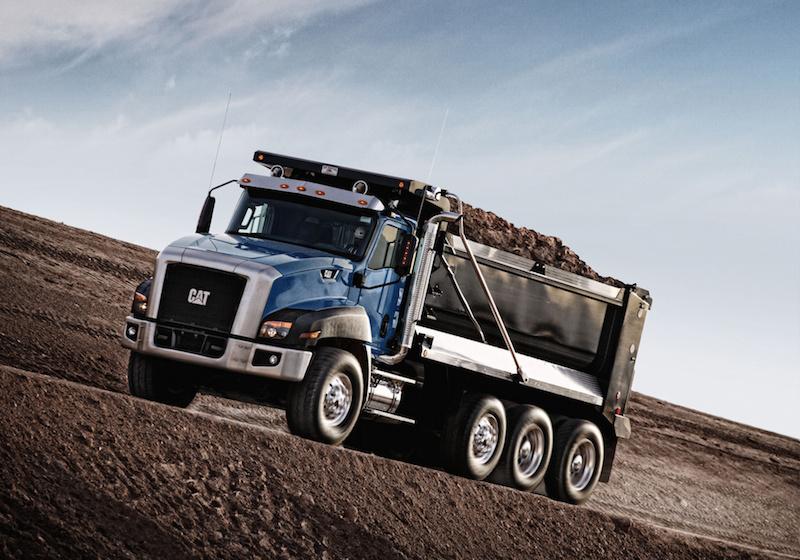 Phân biệt công suất và mô-men xoắn đông cơ - xe tải Caterpillar