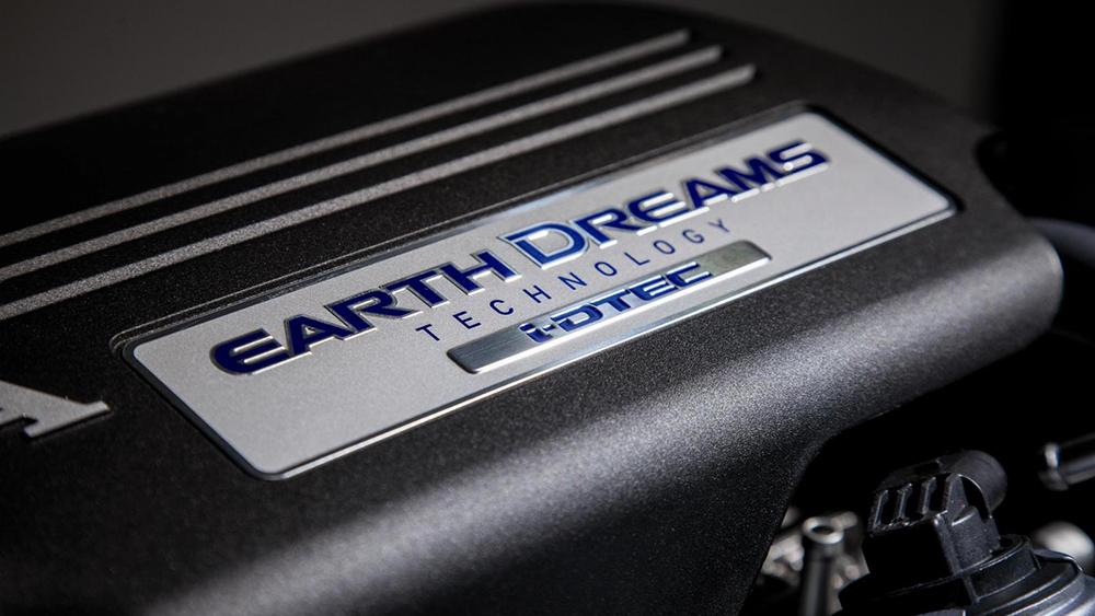 Động cơ Diesel i-DTEC 1.6L